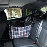 autositz hund 60x50x35 cm hundesitz auto schutz hundekorb. Black Bedroom Furniture Sets. Home Design Ideas