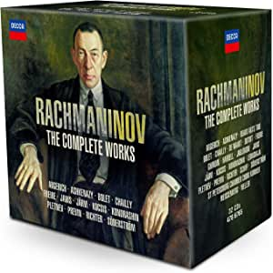 Rachmaninov: The Complete Works