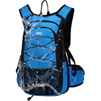 c2b35032fd Mubasel Gear Insulated Hydration Backpack Pack with 2L BPA Free Bladder -  Keeps Liquid Cool up