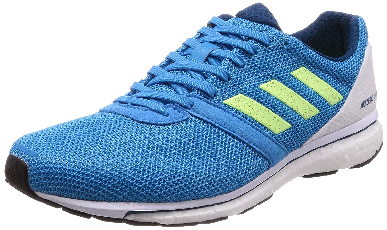 Details about adidas Adizero Adios 4 Boost Mens Running Shoes Blue