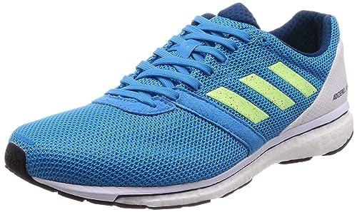 separation shoes e746d 8f64b Adidas Mens Adizero Adios 4 M ShocyaHireyeLegmar Running Shoes-7.5 UK