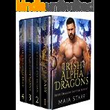 Irish Alpha Dragons: Irish Dragon Shifter Boxset