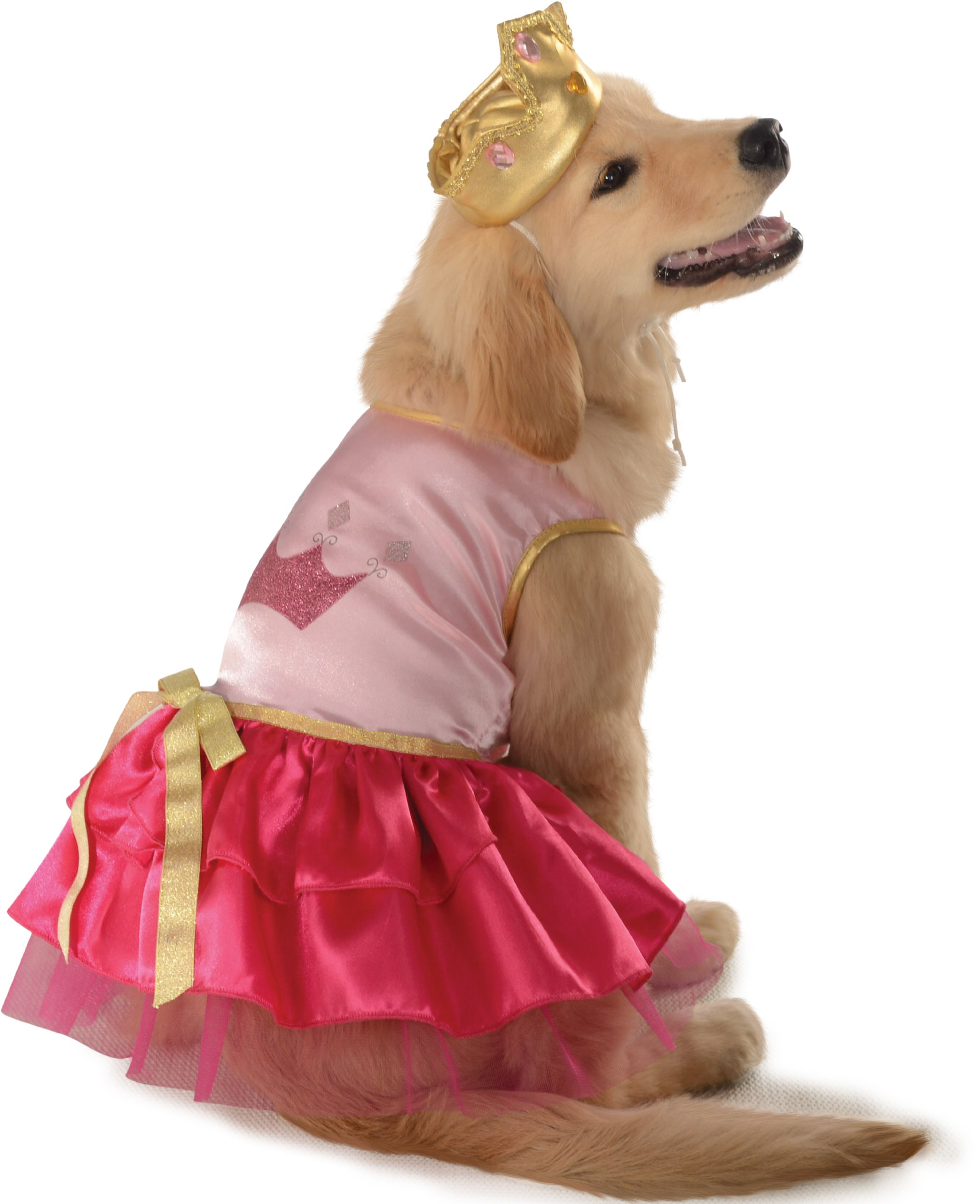 Rubie's Pet Costume, X-Large, Pink Princess