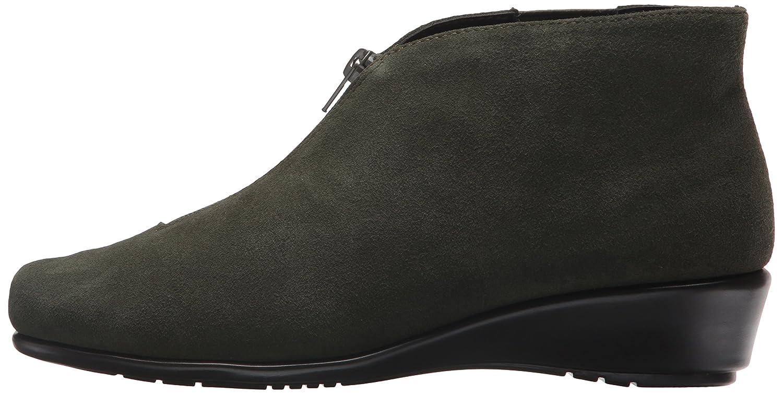 Aerosoles Women's Allowance Ankle Boot Green B06Y5VQJY7 7 B(M) US|Dark Green Boot Suede c72fed