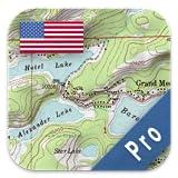 US Topo Maps Pro