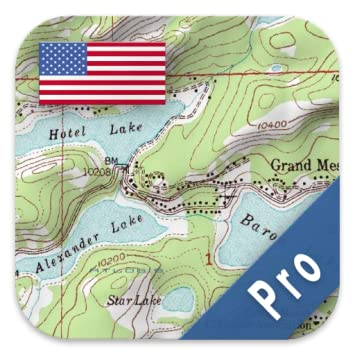Amazon Com Us Topo Maps Pro Appstore For Android