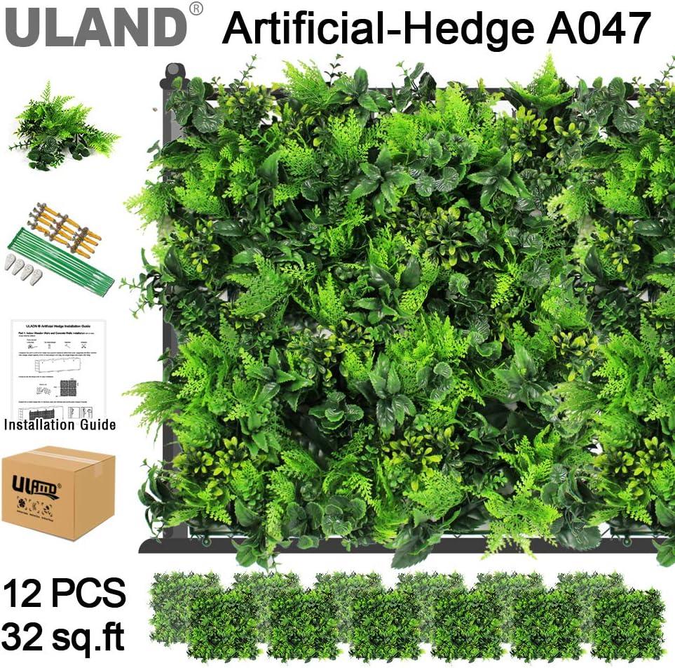 Uland Haie Buis Artificielle A047, 12