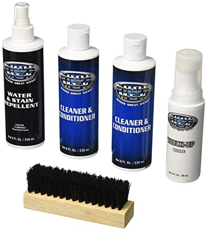 Shoe MGK Shoe Care System Best sneaker cleaners