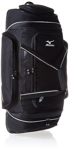 Mizuno Samurai Wheeled Catchers Bag Amazonca Sports Outdoors