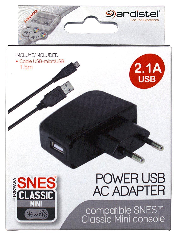 Nintendo NES - Consola Classic Mini + Funda de transporte + ...