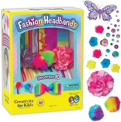 Fashion Headbands Craft Kit