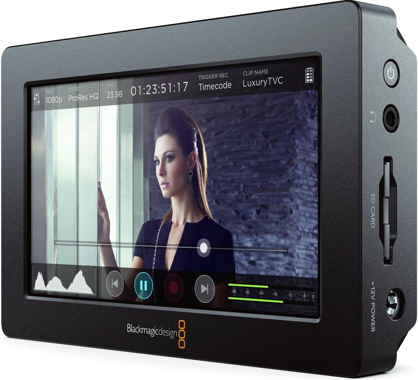 Blackmagic Design Video Asist Monitor Amazon Co Uk Electronics