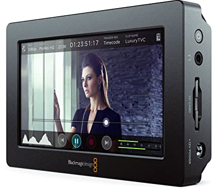 blackmagic video assist  : Blackmagic Design Video Assist HDMI/6G-SDI Recorder ...