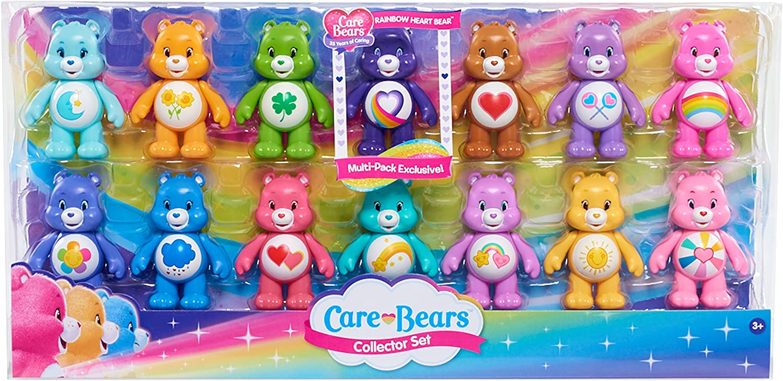 Care Bears Collector Set Multicolor