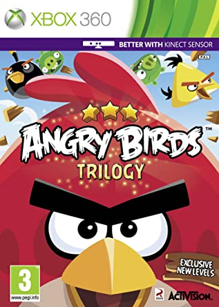 Angry Birds Trilogy (Xbox 360): Amazon co uk: PC & Video Games