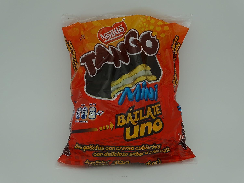 Amazon.com: Tango Chocolate Cookies Brand New 300 Gram Bag Chocolate Tango Mini Size