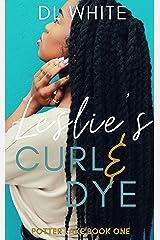 Leslie's Curl & Dye (Potter Lake Book 1) Kindle Edition
