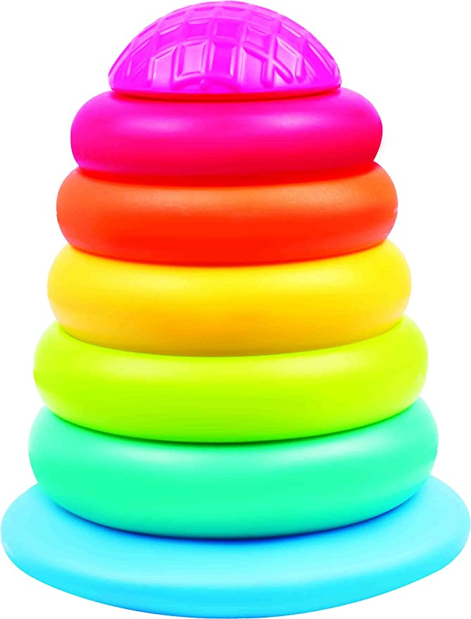 Funskool Stack a Ring