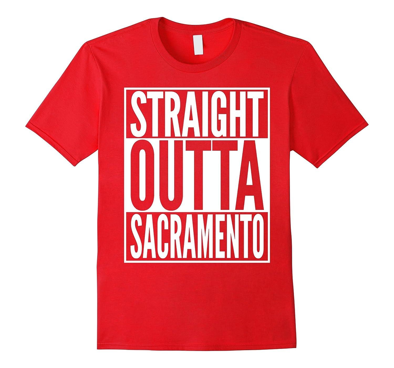 Straight Outta Sacramento T-Shirt-BN