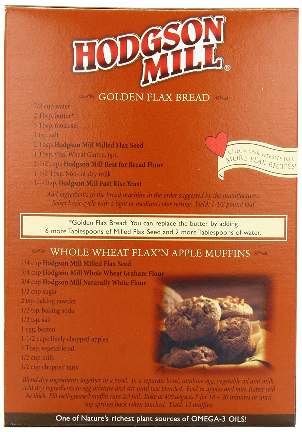 Bulk flax seed for crafts - Amazon Com Hodgson Mill Milled Flax Seed 12 Ounce Boxes Pack Of 8 Cooking And Baking Seeds And Nuts Grocery Gourmet Food
