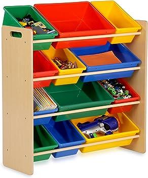 Honey-Can-Do SRT-01602 Kids Toy Organizer