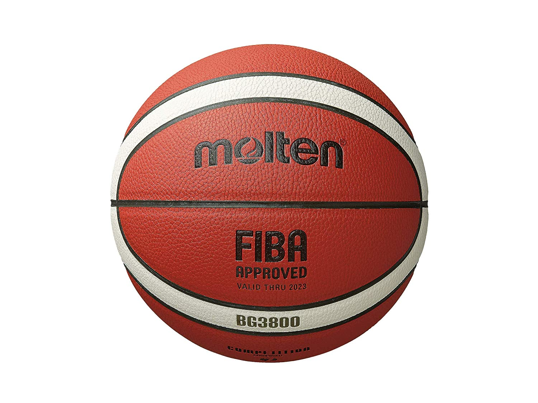 MOLTEN Balon Baloncesto G3800 Talla 5: Amazon.es: Deportes y aire ...