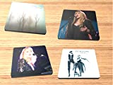 Fleetwood Mac Neoprene Rock and Roll Coaster Set of