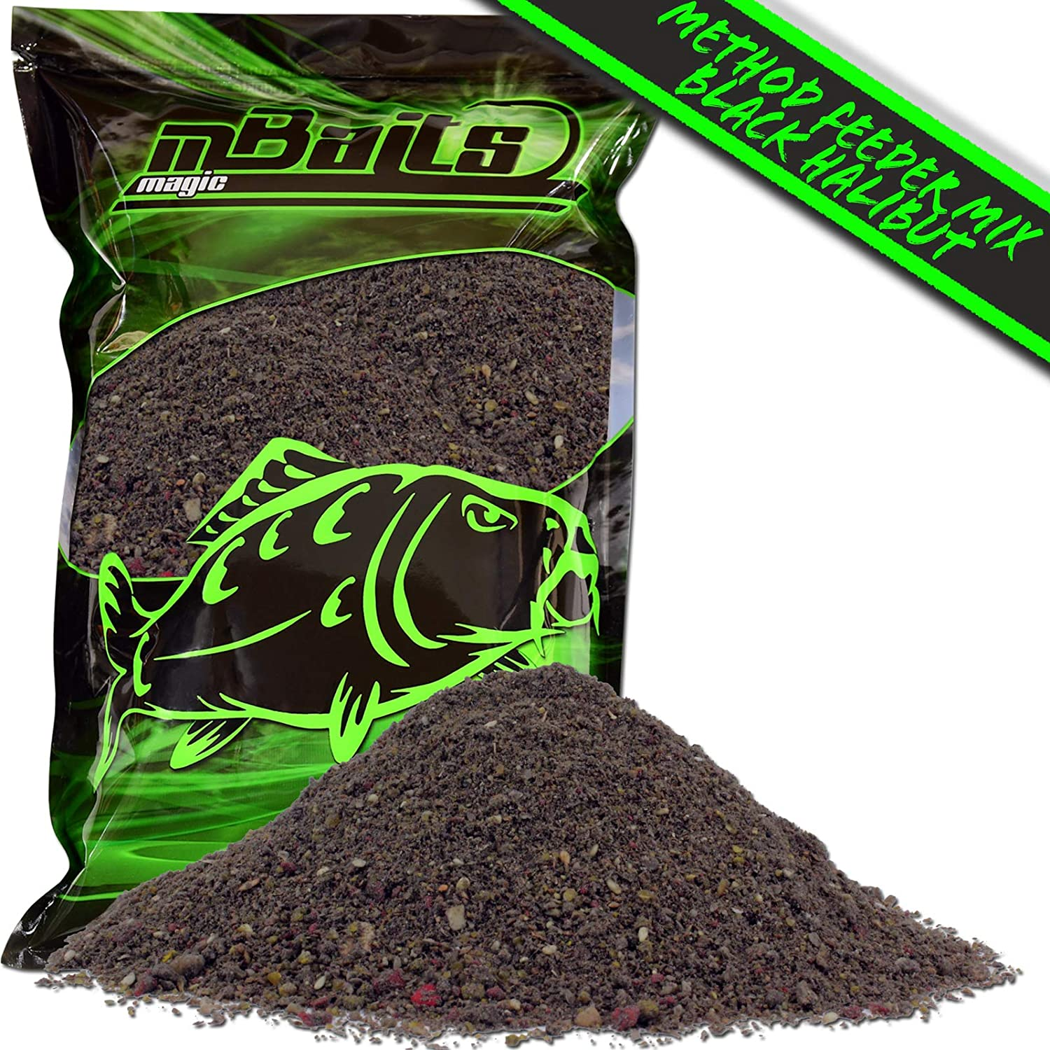 Angel-Berger Magic Baits Method Feeder Mix 1Kg Angelfutter