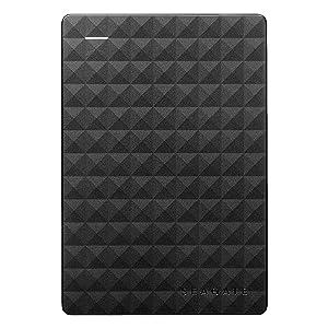 Seagate STEA2000400 Expansion Portable, Taşınabilir Disk, 2 TB, 2.5 inç, USB 3.0, PC, Xbox, PS4