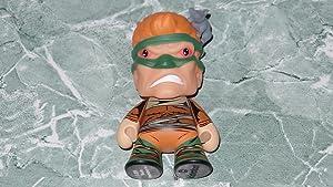 """Kidrobot Teenage Mutant Ninja Turtles Series 2 TMNT Shell Shock Rat King 3"""" Vinyl Figure 1/20"""