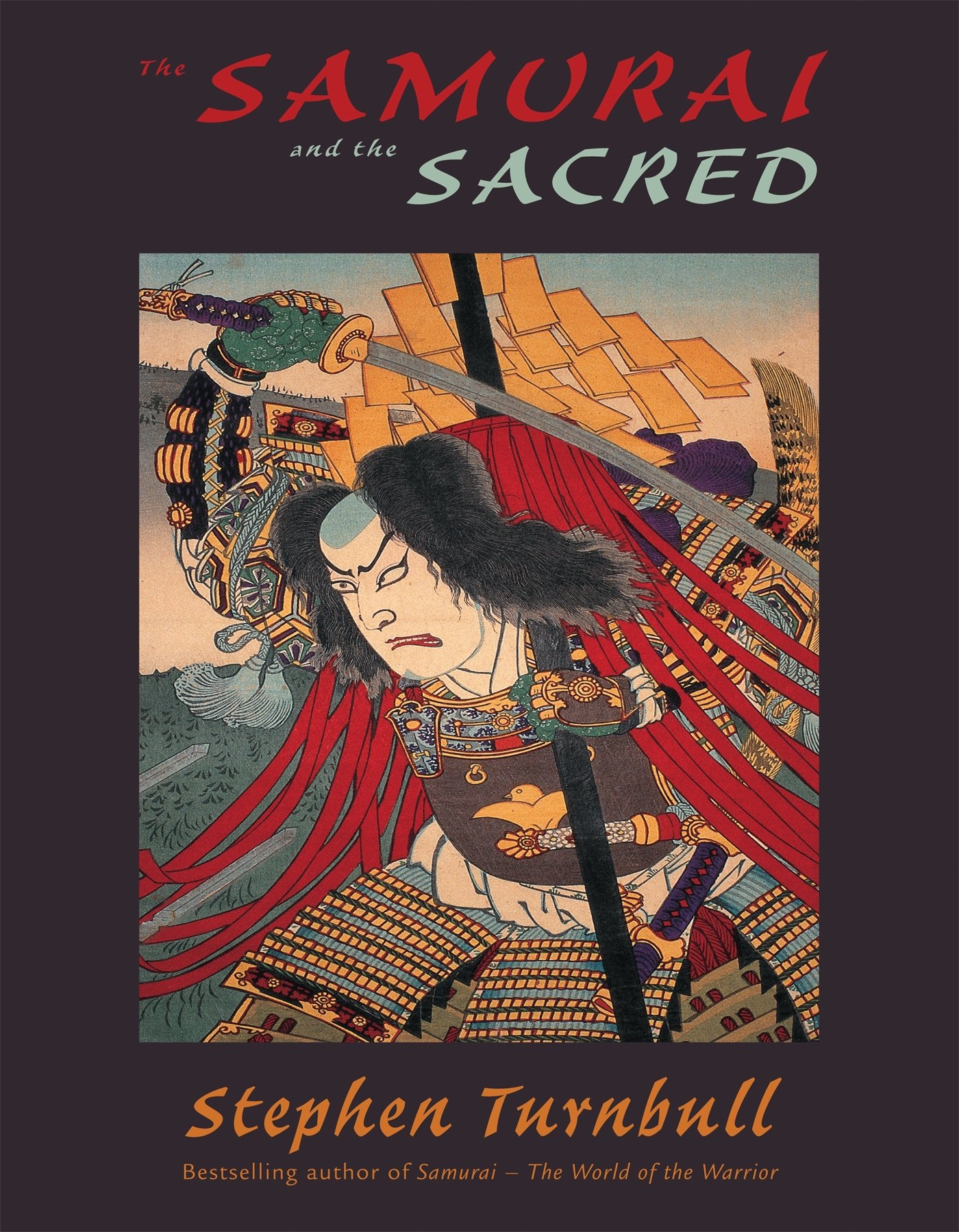 Download The Samurai and the Sacred pdf