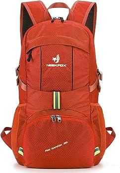 NeekFox 35L Lightweight Packable Travel Hiking Backpack