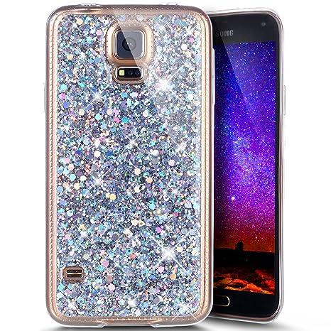 Ailika - Carcasa para Samsung Galaxy S5/S5 Neo, Galaxy S5 ...