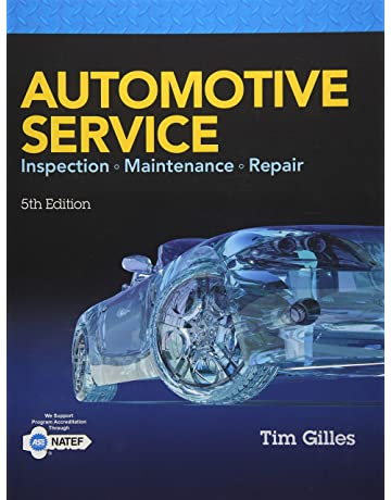 Automotive Repair & Maintenance Books