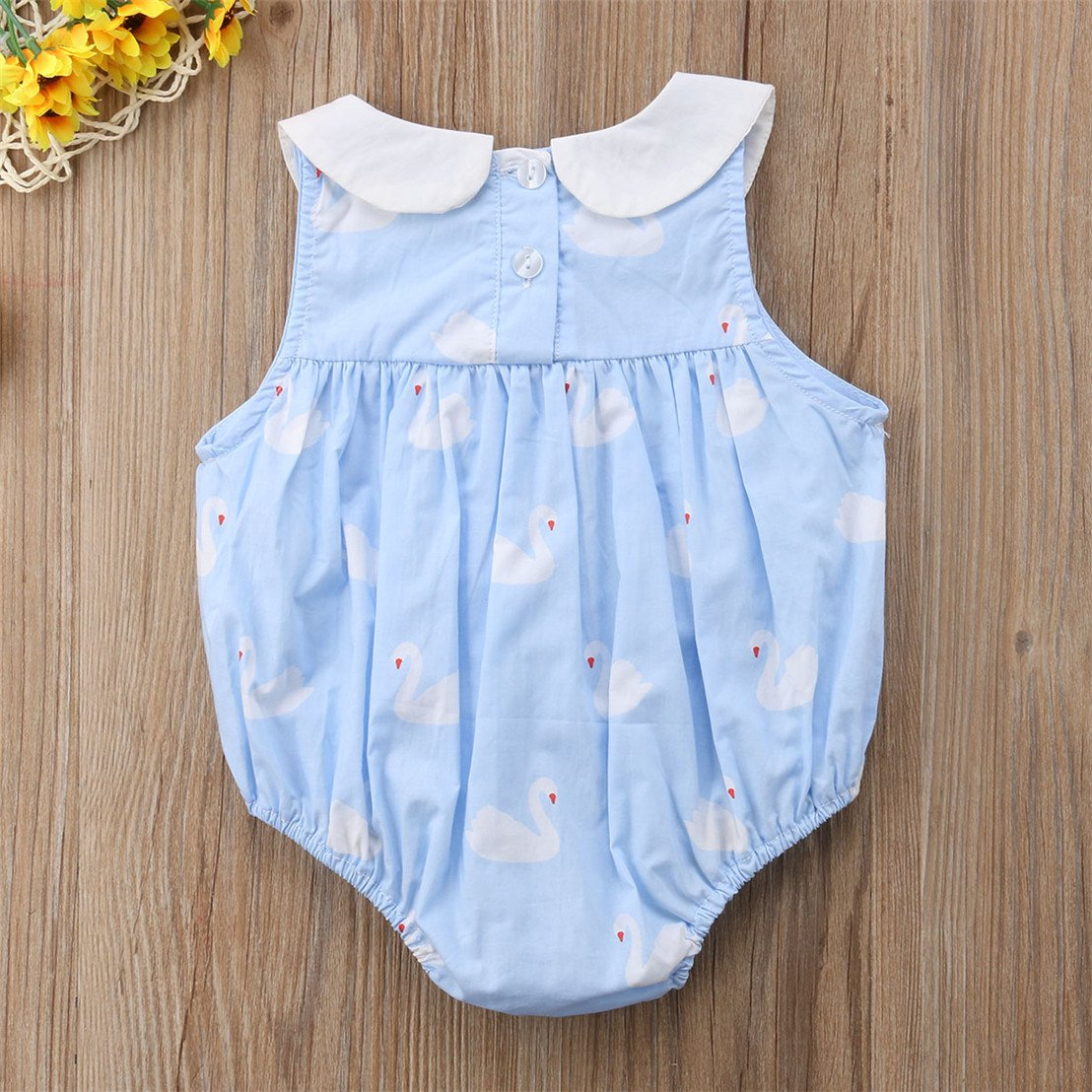 9732d5b59177 ... Girl Plaid Romper Outfit Newborn Girls  cheaper 8b7e4 fcd64 Mornbaby  Newborn Girl Clothes Baby Girl Ruffles Romper Lace Sleeveless Outfit Grey  Bodysuit ...