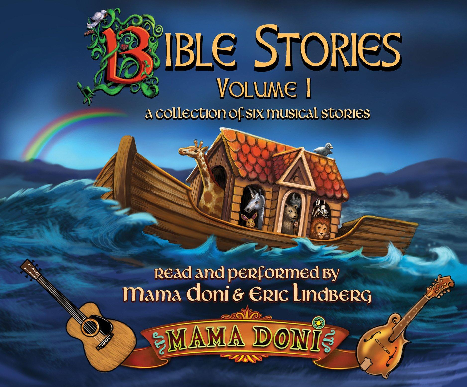 Bible Stories, Volume 1