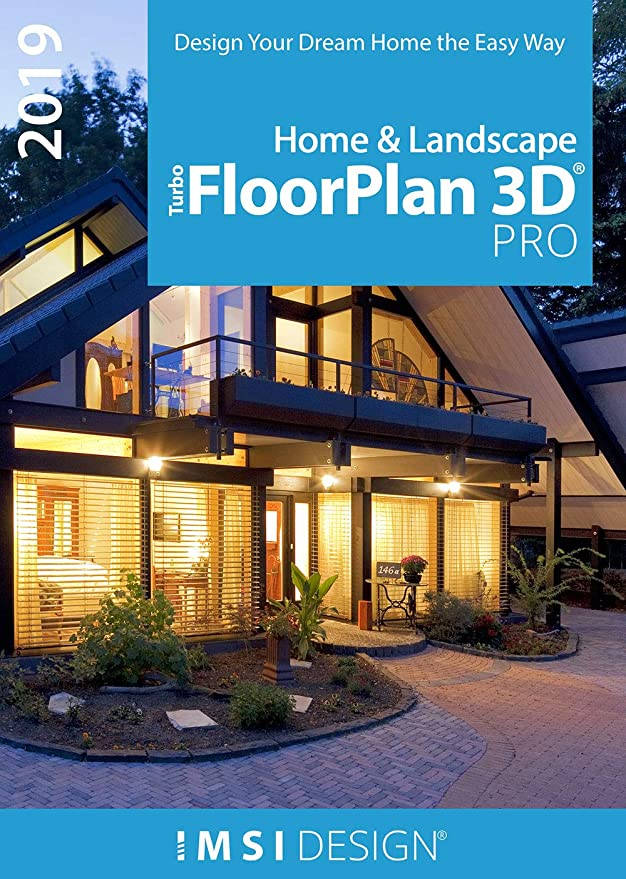 Turbofloorplan Home Landscape Pro 2019 Pc Download Software Amazon Com