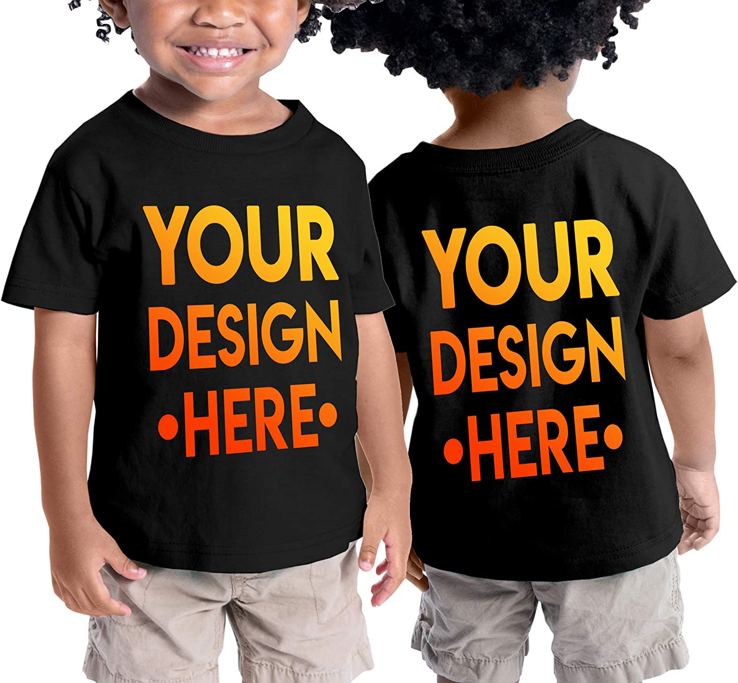 Your Image Here Personalized Tees Design Your Own Shirt Custom Tees Your Logo Here