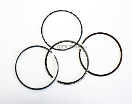 Amazon Com Kawasaki Mule 2510 3010 4010 Diesel Piston Rings