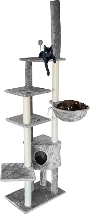 Top 10 Cat Furniture Floor To Ceiling Giant Large