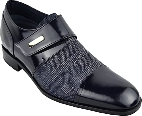 Chaussures Cuir Veritable Zerimar Chaussures Rehaussantes Homme Chaussures Cuir Homme Chaussures Grandissantes Chaussures Homme Ville Cuir 7 cm