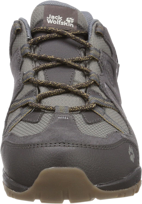 Jack Wolfskin Rocksand Texapore M Zapatos de Low Rise Senderismo Hombre