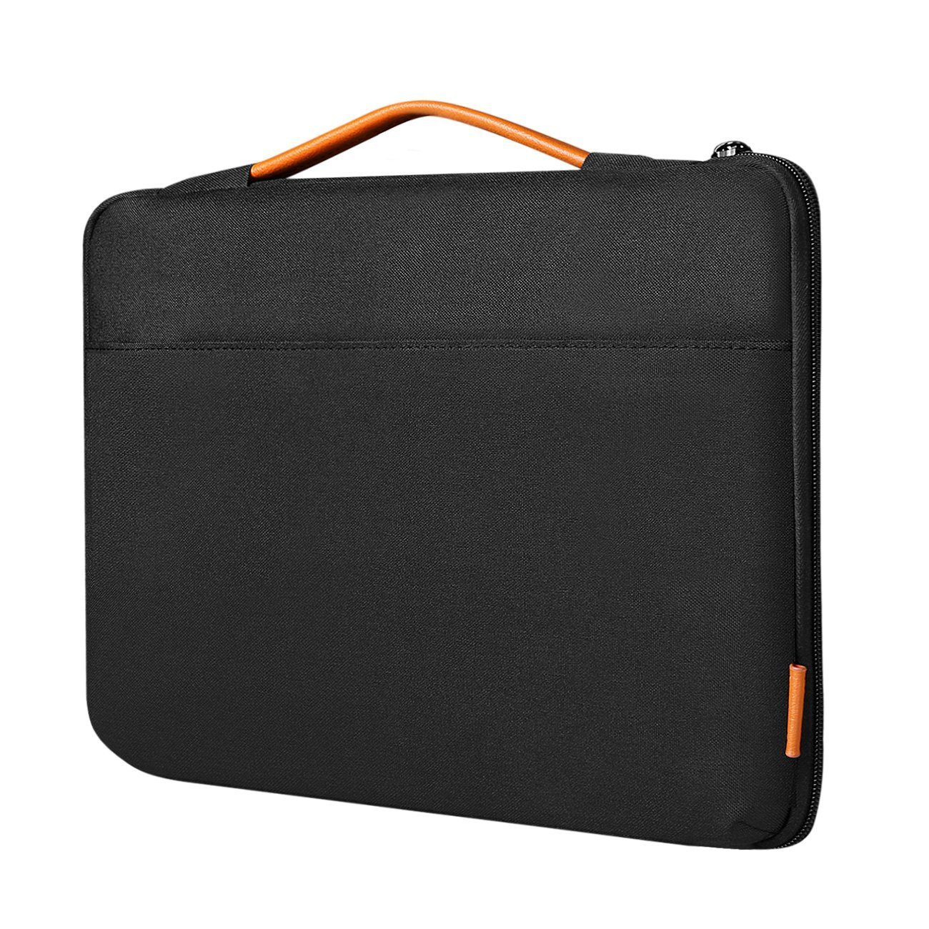 Inateck Shockproof Laptop Sleeve Case Briefcase Spill Resistant for 15-15.6 Inch Laptops, Notebooks, Ultrabooks, Netbooks, with Extra Storage Space