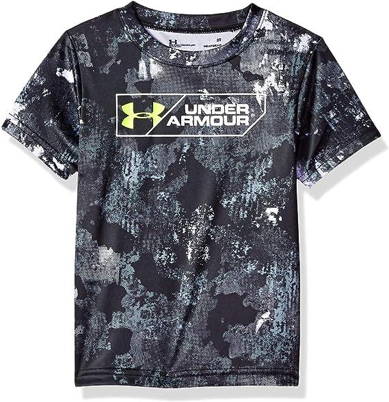 Under Armour Boys Short Sleeve Graphic Tee