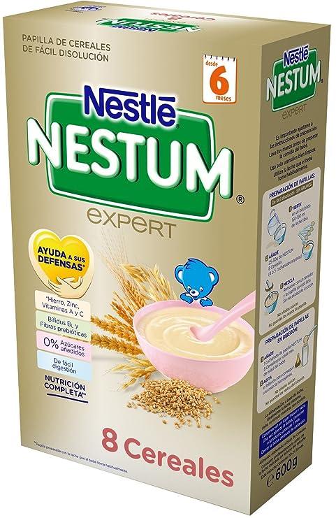NESTLE NESTUM EXPERT 8 CEREALES BIFIDUS 500 G