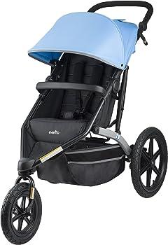 Evenflo Charleston Jogger Stroller (Sky Blue)