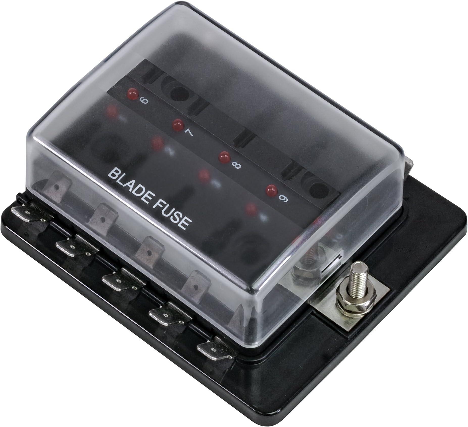 81JoopHLclL._AC_SR201266_ amazon com fuse boxes fuses & accessories automotive