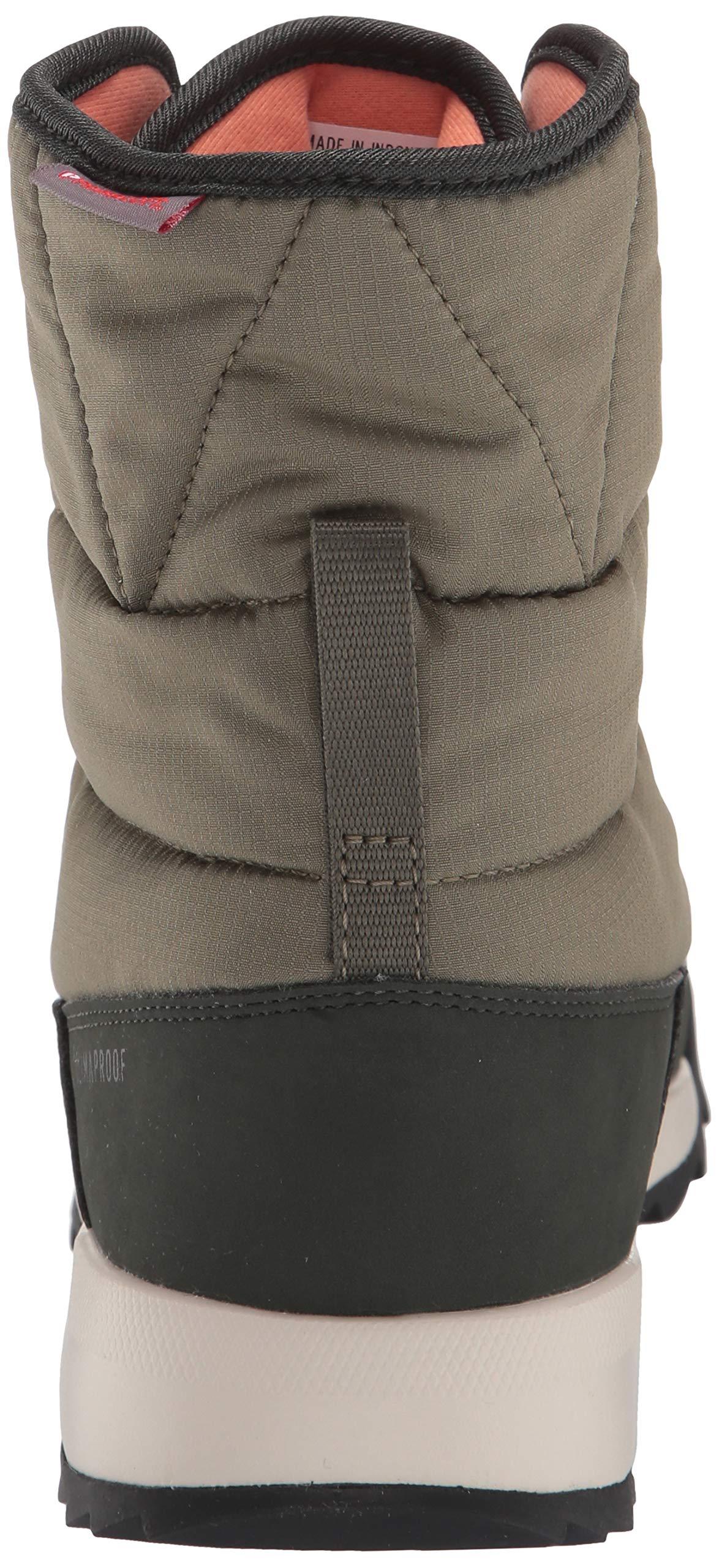 adidas outdoor Women's Terrex Choleah Padded Cp Walking Shoe