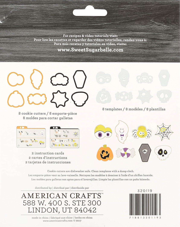 Amazon.com: Sweet Sugarbelle 320119 Halloween Basics ...