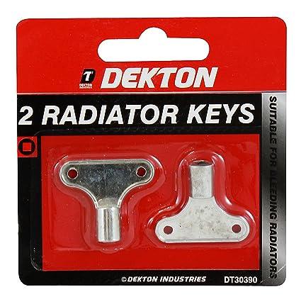 2pc llaves de purga radiador válvula de aire purgador del calentador Comunicado de rad herramienta de